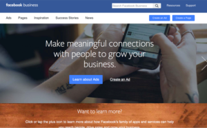 Facebook Advertising Company Business Page Set Up | Three65 Marketing services for construction and restoration companies